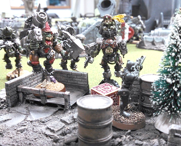 orks vs. IG amp Assassin 03 July 9 2015