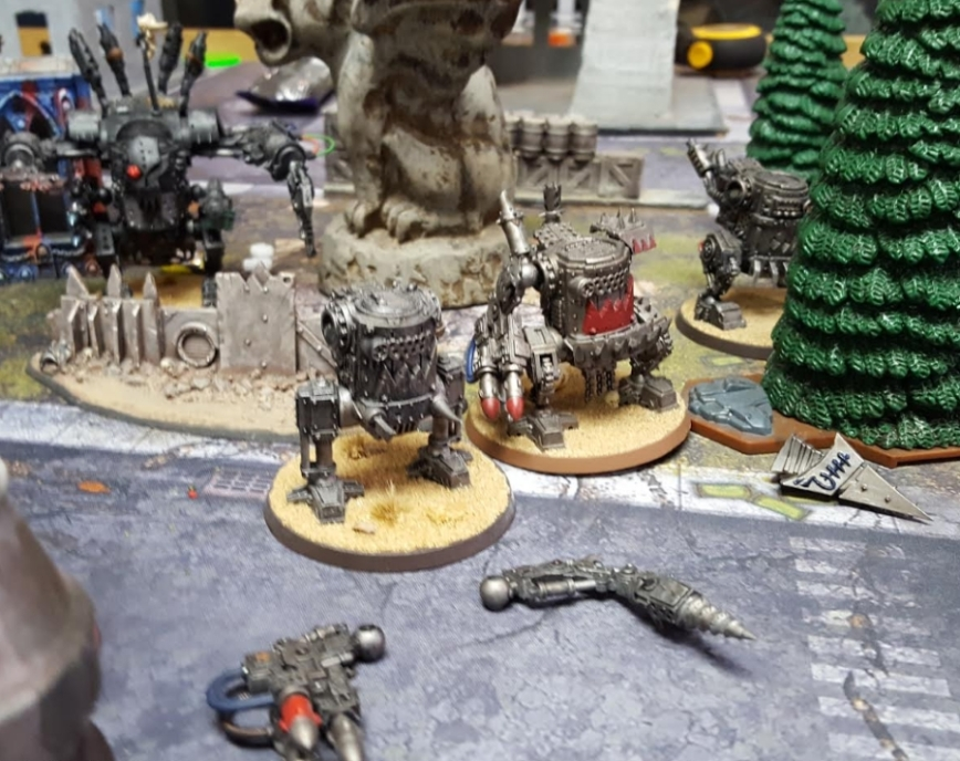 Orks vs. Orks Feb 17 2017 Killa Kanz Stall