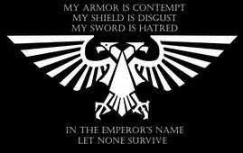 Imperial Guard logo filler