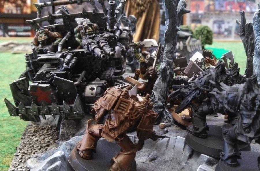 obliterators versus choppa boyz August 2013