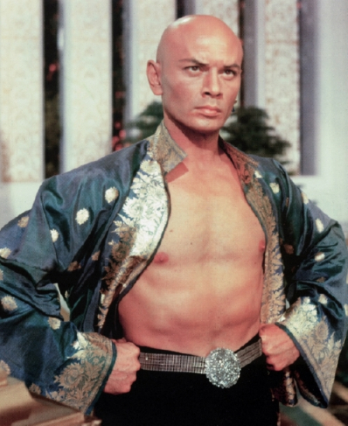 Yul Brynner King and I