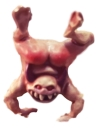 Flesh Nurgling 100 pixels wide no background