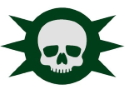 Death Guard Symbol 125 wide