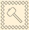 Dwarf Hammer Clip Art