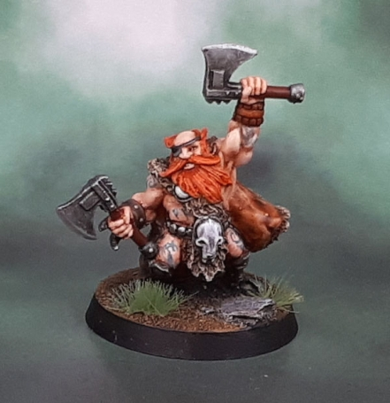Azazel Berzerker Front March 2020