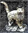 Cat Familiar Ink Version 100 wide