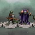 Kobold Sorcerer and Skirmishers