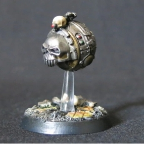 Convert or Die Necromunda drone front view