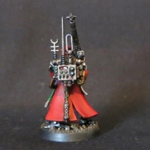 Convert or Die Skitarii Ranger back view