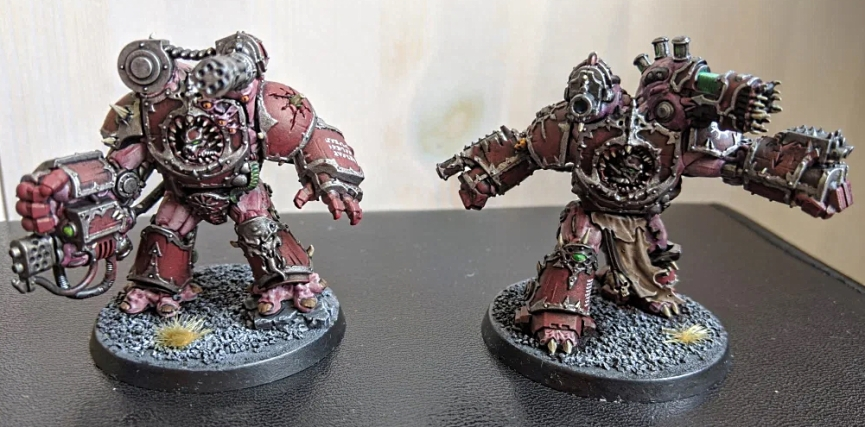 Dreadaxe Games Obliterators Front
