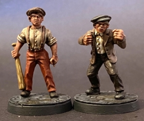 Copplestone Casting: Gangsters street thugs
