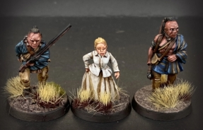 Warlord Games/Conquest Miniatures: Last of the Mohicans