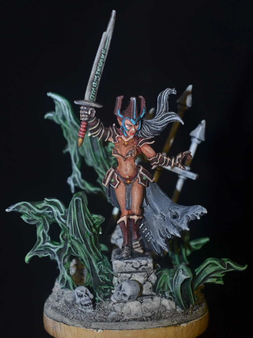 The Imperfect Modeller Marise Greyshroud front