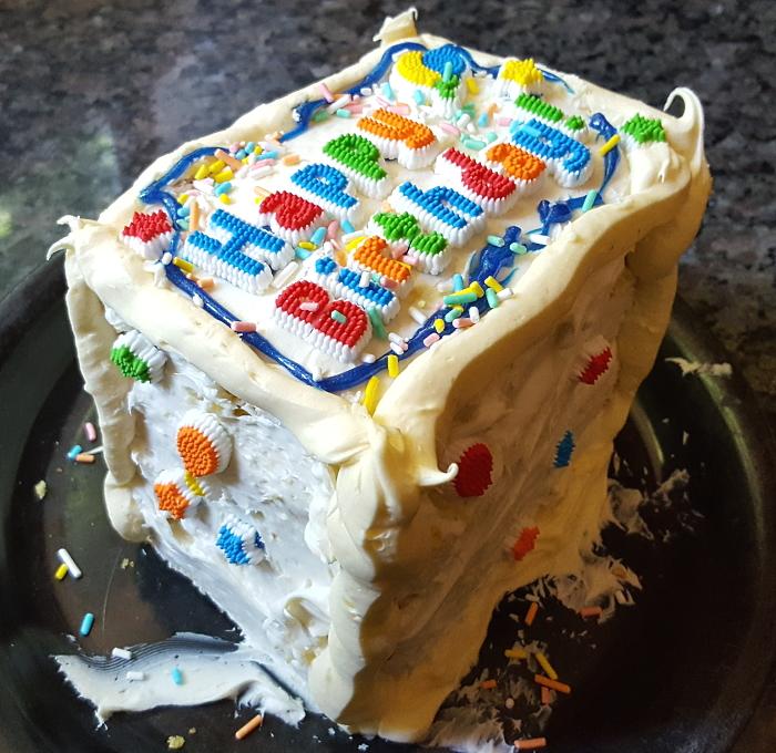 Birthday Cake June 2020