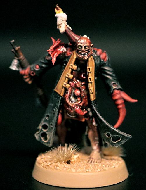 Poxwalker #20 Front dark view
