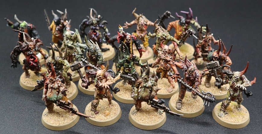 Twenty Poxwalkers June 10 2020
